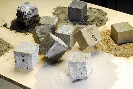 Материал из золы и шлака может заменить бетон