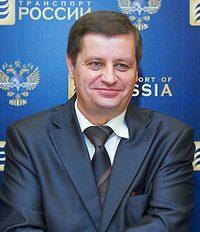 Председатель правления ГК «Российские автомобильные дороги» («Автодор») Сергей Костин